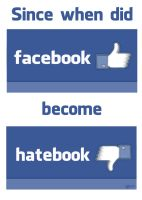 Hatebook by Angelawolf13