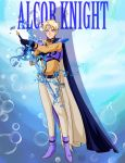 CO- Alcor Knight by FireFlea-San