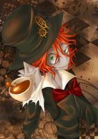 The Hatter by Meammy
