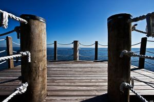 Dock View by wolmers
