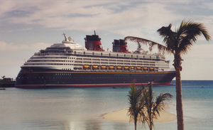 Disney Cruise Line by kep