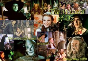 The Wizard of Oz by courtster87
