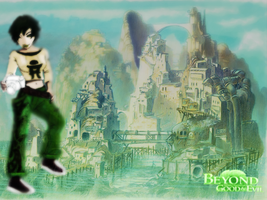 Beyond Good and Evil - Jade by MizukiXian