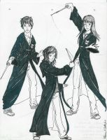 Harry Potter Gender Switch by Kung-Fu-Socks