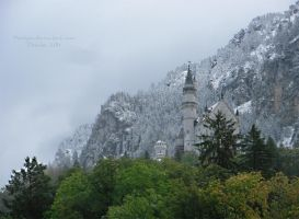 Neuschwanstein by Narkya