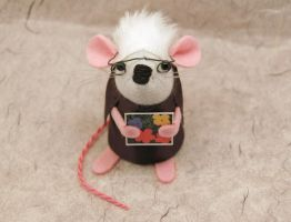 Andy Warhol Mouse by The-House-of-Mouse