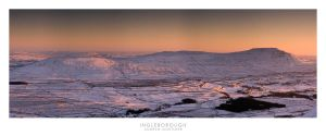 Ingleborough by mortimea