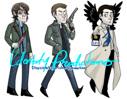 Supernatural Set by IdentityPolution