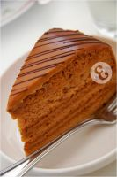 Photo : Thai-Cha Cake by tr3is