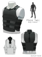 Gray 1 redesign phase two: body armour by darkchild130