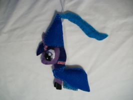 Twilight Sparkle Hearthwarming Ball Ornament by grandmoonma