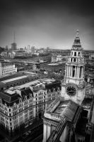View from the Top I by TamarViewStudio