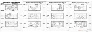 The Long Highway Storyboards32 by mavartworx