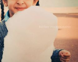 my cotton candy by Blurry-Photography