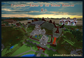 Tatsuyama - Minecraft Project by Wooraah