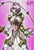 Ivy Soulcalibur III by CerberusLives