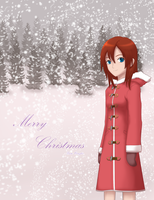Secret Santa: Kairi by Vanzkie