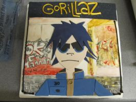 2D Birthday cake by SneadyPop