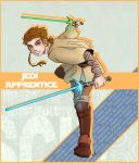 Jedi Apprentice by Re-DEE-Mer