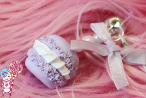 Sweet Macaroon by CandyStripedCafe