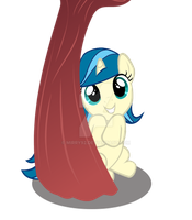 Hide and seek - Tina Fountain Heart by mirry92