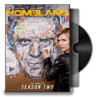 Homeland Season 2 by Natzy8