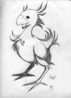 Chocobo by Marionette56