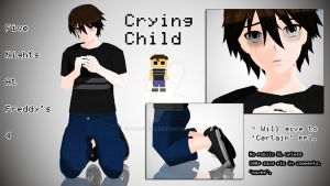 [FNAF] Crying Child by CMSensei