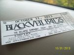 Black Veil Brides Ticket by A7XFan666