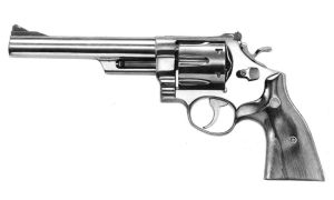 Smith and Wesson Magnum .44 by PencilSessions