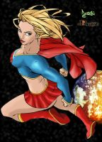 Super girl by joaobw
