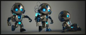 Robot test SLIK by ZeroPointPolygon