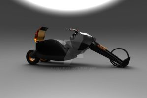 Motorcycle Model9 by TOASTme69