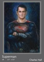 Man of Steel PSC by charles-hall