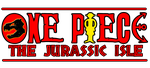 One Piece The Jurassic Isle Logo by KingAsylus91