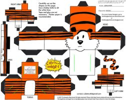 CH1: Hobbes Cubee by TheFlyingDachshund