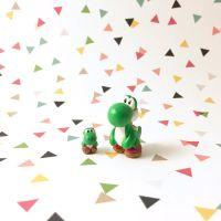 Big and Little Yoshi by lonelysouthpaw