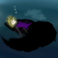 A Saltwater Room. by Sicklesium