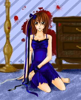 Yuki Cross: Ribbons and Blood by Chiharu-chan02