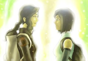 The end of The Legend of Korra by Korrafave