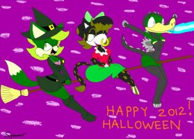 Happy Halloween 2012 by StyleMaster