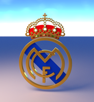Real Madrid C.F. - Logo by gethiox