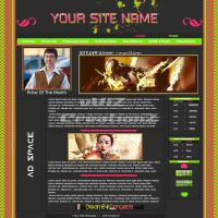 Your Site Template by vViZ