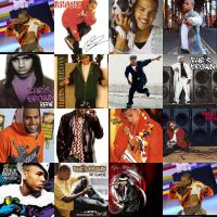 Chris Brown by rugmanpuff