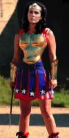 Wonder Woman Gladiatrix by Elephant883