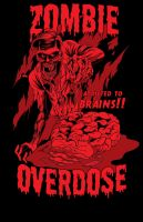 Zombie Overdose by zombie-you