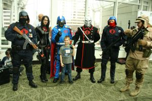 Cobra Command 3 - ECCC 2012 by nwpark