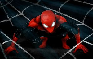 Superior Spider-man by shamserg
