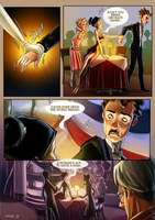 Monsieur Charlatan Page 32 by DrSlug
