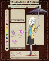 AoV Mary Vaters (complete) by DarkerPersnicketer